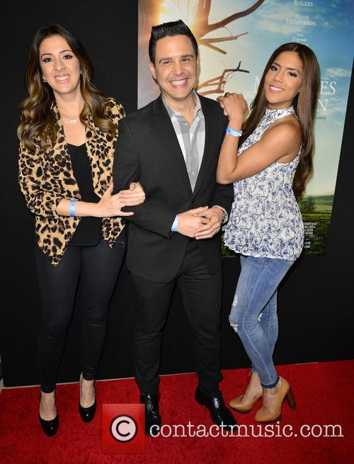 Maity Interiano, Alejandro Chaban and Francisca Lachapel