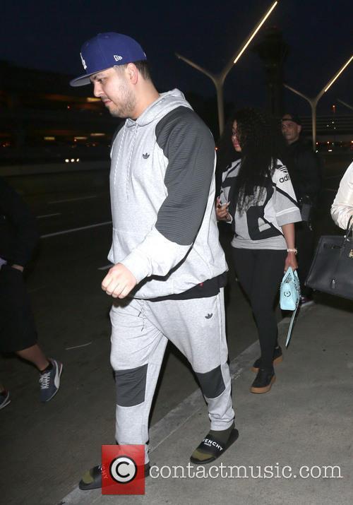 Rob Kardashian and Blac Chyna 5