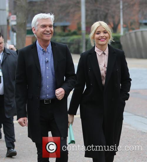 Holly Willoughby and Philip Schofield 8