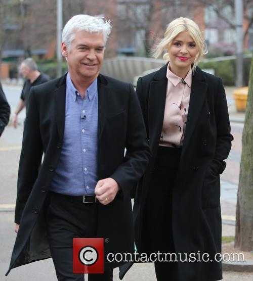 Holly Willoughby and Philip Schofield 10