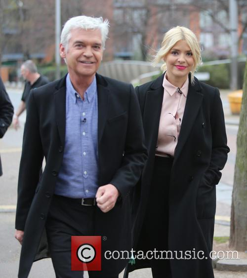 Holly Willoughby and Philip Schofield 11