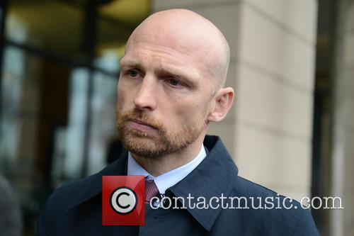 Matt Dawson leaves Select Committee hearing with regard...