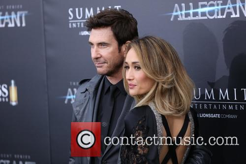 Dylan Mcdermott and Maggie Q 4
