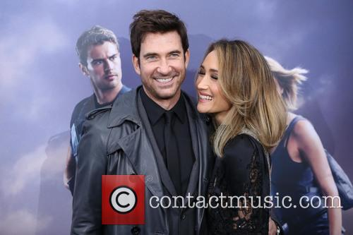 Dylan Mcdermott and Maggie Q 6