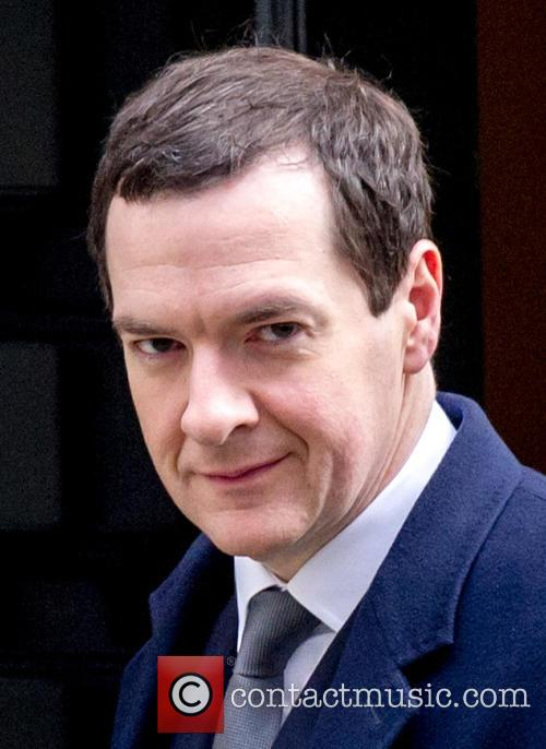 George Osborne Mp, First Secretary Of State and Chancellor Of The Exchequer 1