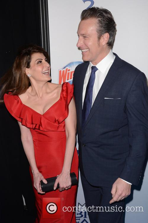 Nia Vardalos and John Corbett 2