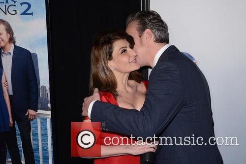 Nia Vardalos and John Corbett 8