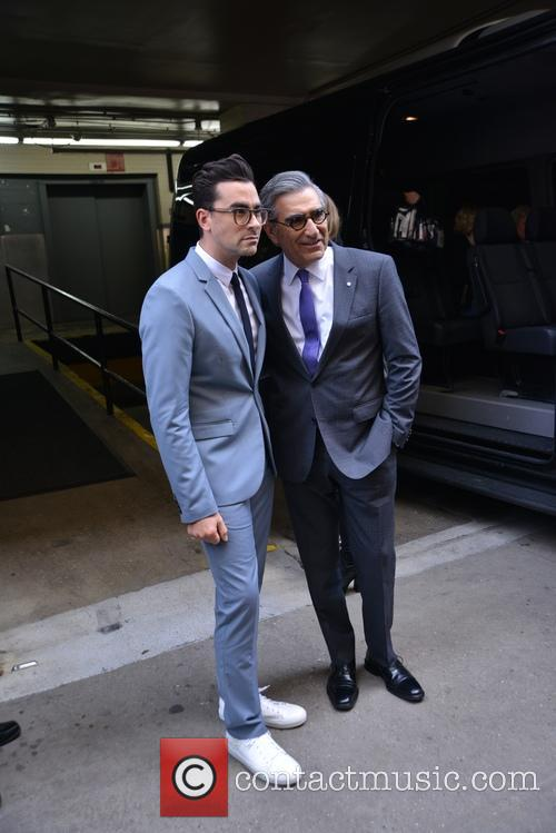 Eugene Levy and Daniel Levy 6