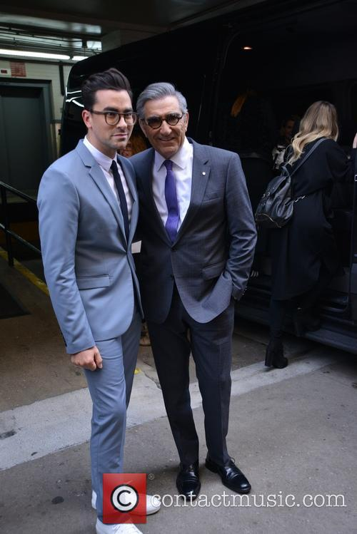 Eugene Levy and Daniel Levy 10