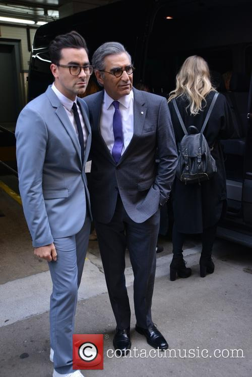 Eugene Levy and Daniel Levy 11