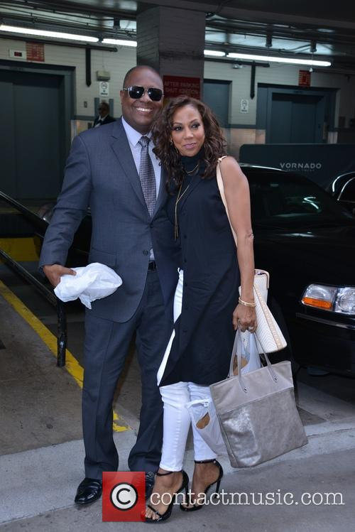 Holly Robinson Peete and Rodney Peete 8