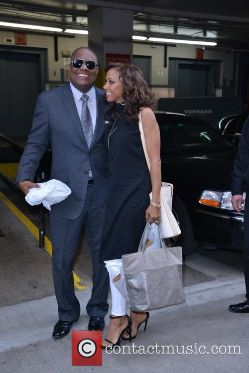 Holly Robinson Peete and Rodney Peete 9