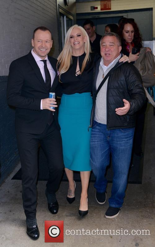 Jenny Mccarthy and Donnie Wahlberg 1