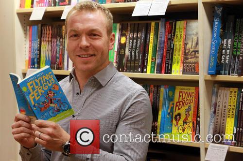 Sir Chris Hoy's Children's books