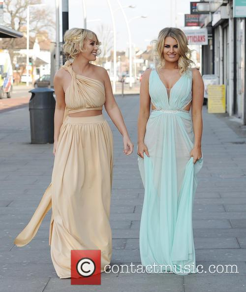 Kate Wright and Danielle Armstrong 1