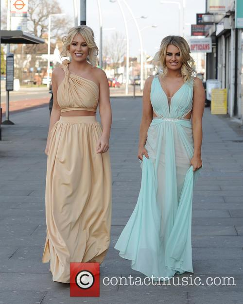 Kate Wright and Danielle Armstrong 2