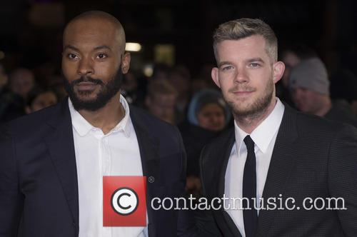 Arinze Kene and Russell Tovey 2