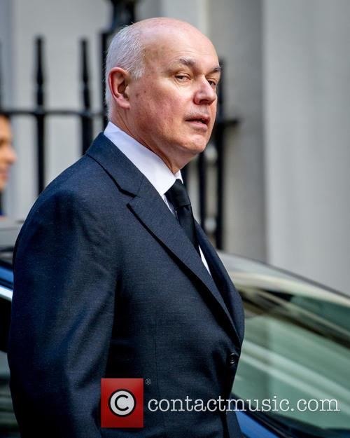 Iain Duncan Smith Mp, Secretary Of State For Work and Pensions 1