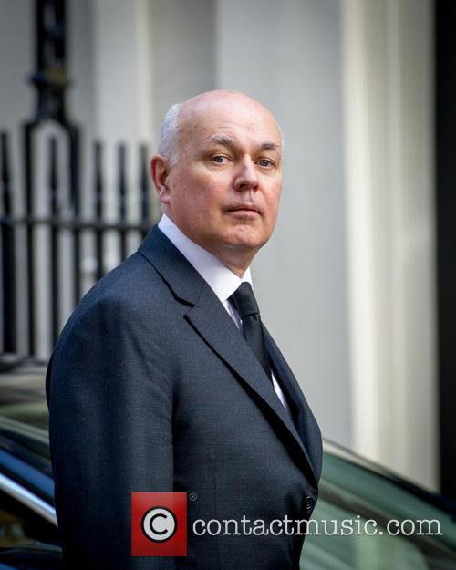 Iain Duncan Smith Mp, Secretary Of State For Work and Pensions 2