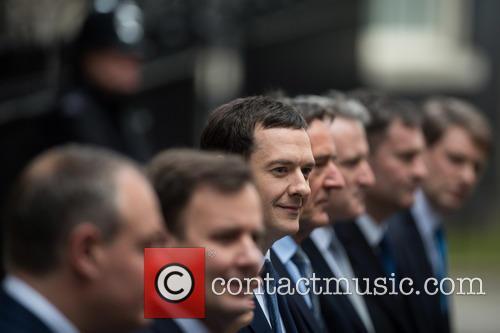 Chancellor George Osborne 9