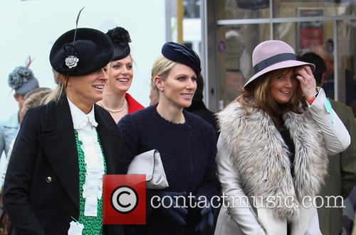Zara Tindall and Zara Phillips 2