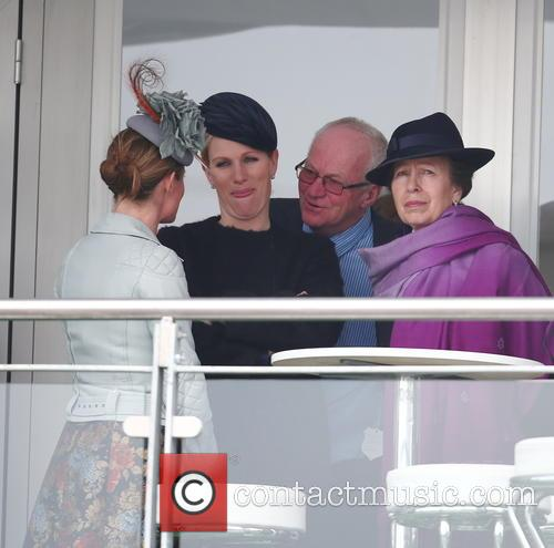 Princess Anne and Zara Phillips 2