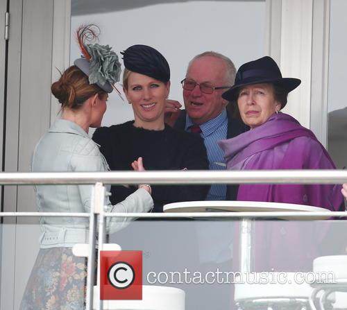 Princess Anne and Zara Phillips 3