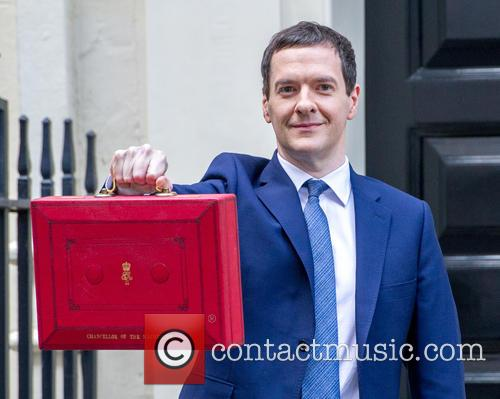 George Osborne Mp, First Secretary Of State and Chancellor Of The Exchequer 2