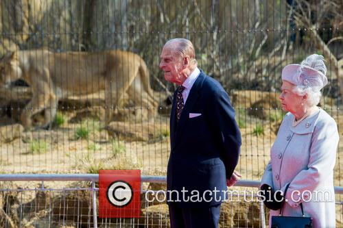 Her Majesty Queen Elizabeth Ii, Prince Philip, His Royal Highness and The Duke Of Edinburgh 2