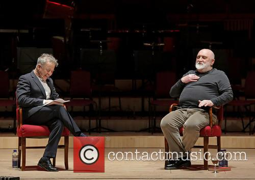 Frank Cottrell-boyce and Alexei Sayle 2
