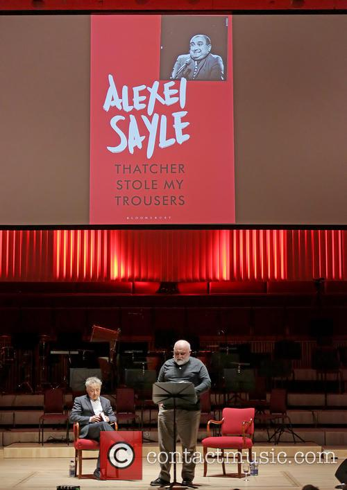 Alexei Sayle and Frank Cottrell-boyce 6