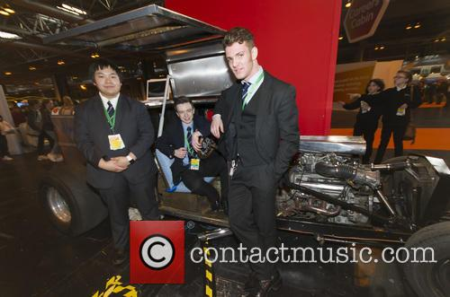 Rogan Mcgilp, Stuart Chau and Ethan Dunbar Baker. 8