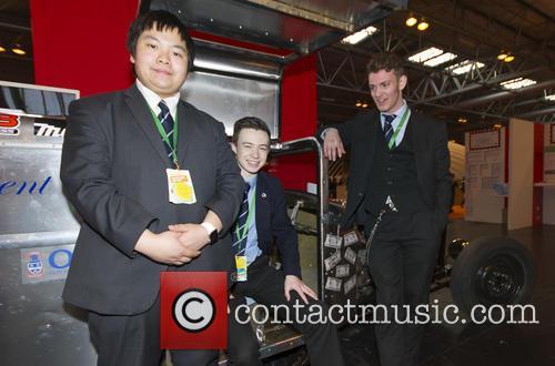 Rogan Mcgilp, Stuart Chau and Ethan Dunbar Baker. 9