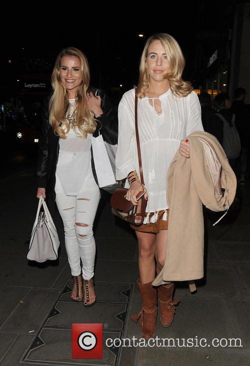 Georgia Kousoulou and Lydia Bright 5