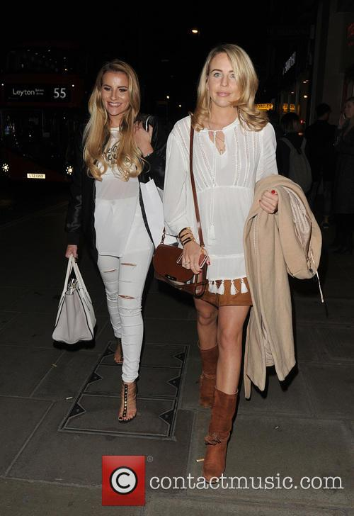 Georgia Kousoulou and Lydia Bright 6