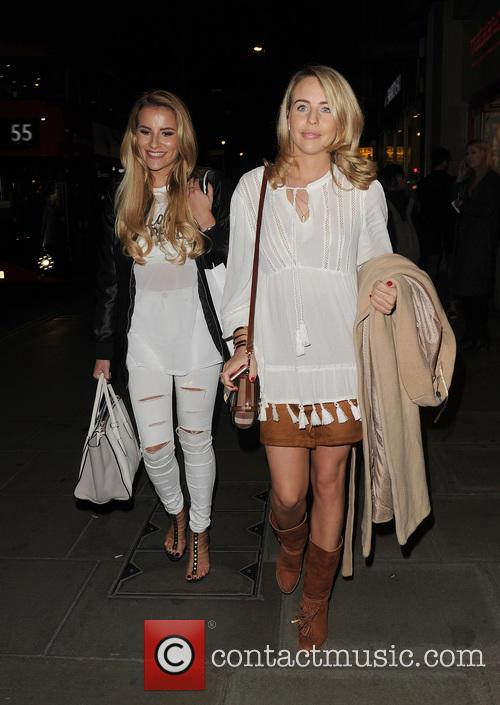 Georgia Kousoulou and Lydia Bright 7
