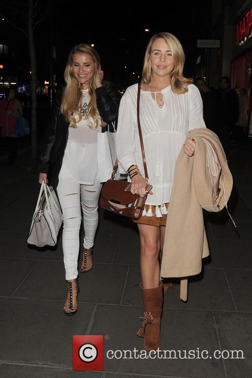 Georgia Kousoulou and Lydia Bright 10
