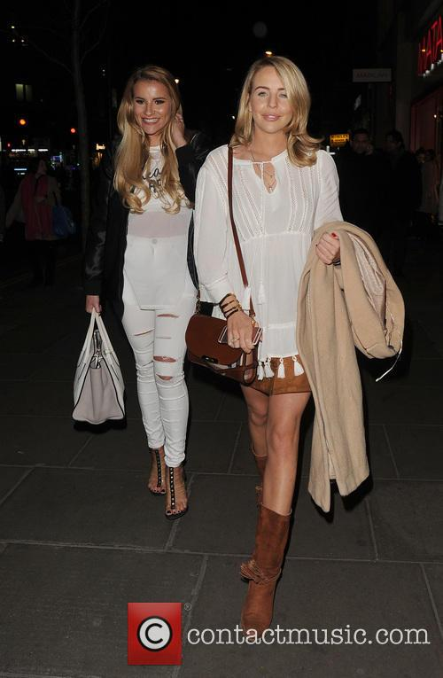 Georgia Kousoulou and Lydia Bright 11