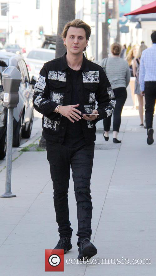 Jonathan Cheban out and about in Beverly Hills