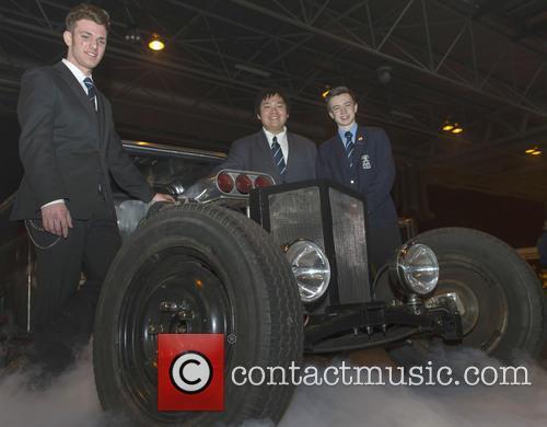Rogan Mcgilp, Stuart Chau and Ethan Dunbar Baker 1