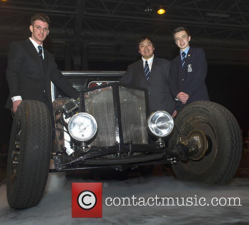 Rogan Mcgilp, Stuart Chau and Ethan Dunbar Baker 2