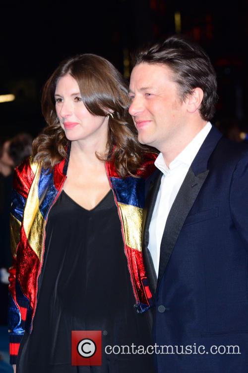 Jamie Oliver and Jools Oliver 1