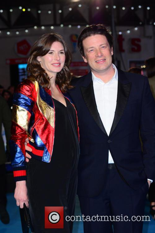 Jamie Oliver and Jools Oliver 3