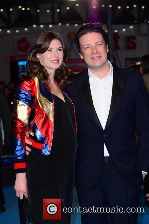 Jamie Oliver and Jools Oliver 4