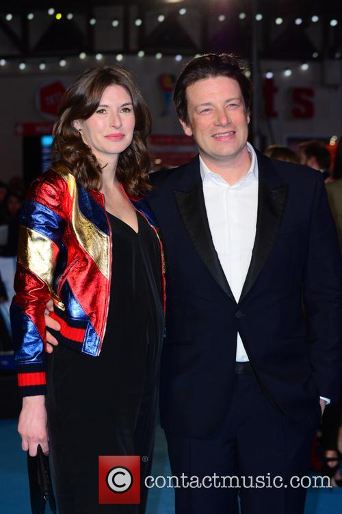 Jamie Oliver and Jools Oliver 6