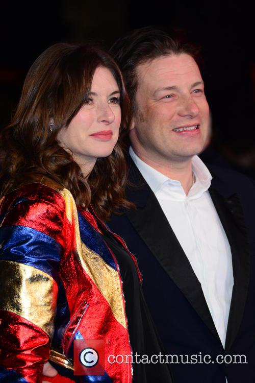 Jamie Oliver and Jools Oliver 8