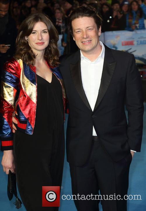 Jools Oliver and Jamie Oliver 2