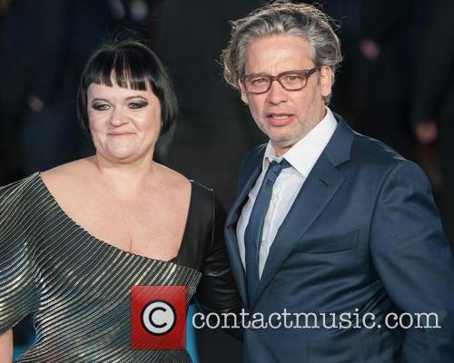 Dexter Fletcher and Director 2