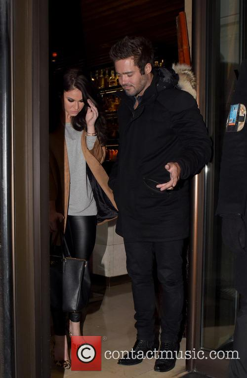 Spencer Mathews, Vicky Pattison and Spencer Matthews 1