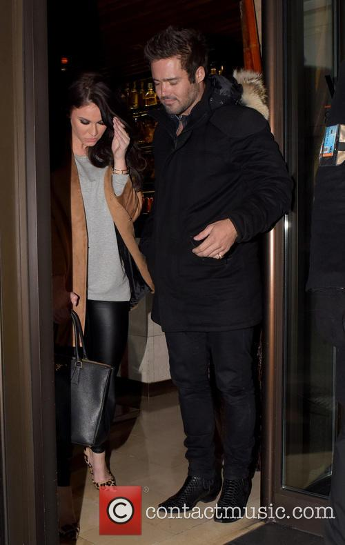 Spencer Mathews, Vicky Pattison and Spencer Matthews 2